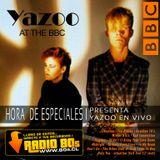 Alison Moyet y Vince Clarke conforman el dúo Yazoo y nos presentan este concierto grabado en 1982.