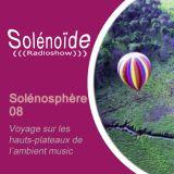 Solénoïde - Solénosphère 08 avec Mirt, Photophob, Simon Fisher Turner, Chris Watson, Bvdub, Loscil