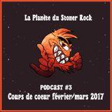 Podcast #3 - Coups de coeur de février/mars 2017