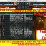 Fab vd M Presents A Trip To The Trance World Episode 61 Season 3 Remixed