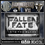 Interview with Fallen Fates / 15 Times Dead Guitarist from Hammerfest VII