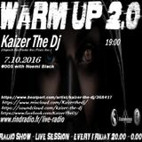 Warm up Vol.5 Rind Radio-Kaizer The Dj 7.10.2016 Free Download