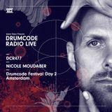 DCR477 – Drumcode Radio Live – Nicole Moudaber live from Drumcode Festival, Amsterdam