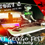 TonyJ's Best Of - January 2016 Mix
