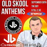 Jamie B Live DJ Set Old Skool Anthems Facebook Live Tour @ The Bot Belfast 30th September 2017
