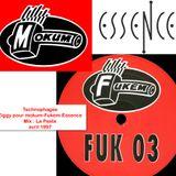 Technophages - Ziggy (Mokum) & La Peste (émission de radio - 1997 - Fréquence Paris Plurielle 106.3)