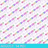 AUGUST '14 MIX