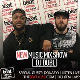@DJDUBL - #NewMusicMixshow w/ special guest @Donaeo (18.10.17)