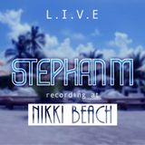 Nikki Beach Miami Sunday Brunch warm up ( June 4th 2017 )