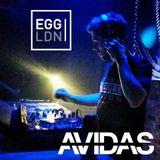 Avidas - EGG LDN Promo Mix 04-03-2016