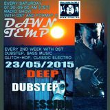 Deep Dubstep Session by DST @ Radio Tilos, Dawn Tempo 23/05/2015