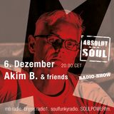 Absolut Soul Show /// 6.12.17 on SOULPOWERfm