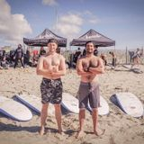 Mike and Mike of Locals Surf School in Rockaway