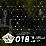 WGT MIX SERIES 018 - LIBRARIAN X MAX ULIS - (BASSCOAST TEASER LIVE MIX)