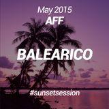 2015 MAY - AFF BALEARICO Sunset Session