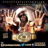 Just Joints ( Vol 10 ) - Mixed By DJ LG