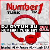 Number 1 Türk Radio Show #01 [02-08-2013]