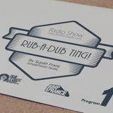 Rub-a-dub Ting! Program 1 - 31/08/2015