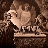 When i play chess with Lucifer