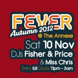 Mark Price Oct Fever Promo