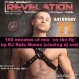Revelation Party - 11th Mars 2017 (mix on the fly) - with Toraiz SP-16