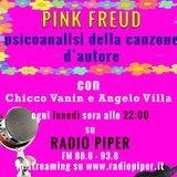 PINK FREUD - PSICOANALISI DELLA MUSICA D'AUTORE - 1^ PUNTATA -