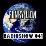 Funky Lion Radioshow 041 - A Trip Around the Globe