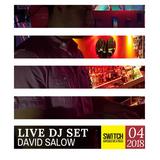 David Salow - DJ set at Nemdebar Budapest 04-2018