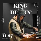 MURO presents KING OF DIGGIN' 2019.11.27 『DIGGIN' HEAT 2019』