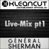 Dj Kleancut - Live Set @ Général Sherman pt1