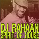 SOUL OF SYDNEY 052: DJ RAHAAN (Chicago) Sydney Tour Warm Up mix  (2012) | FUNK DISCO BOOGIE
