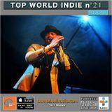 Top World Indie 21 on bombshellradio.com