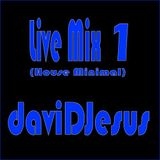 daviDJesus - Live Mix #1 (Techouse Minimal)