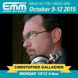 Christopher Gallagher | 2015 EMM