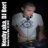 Neuby aka. DJ Bert - House Party Mix 12_12