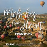 Melodies From Hear 013, Incl. Dejan Pavlovic Guestmix