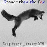 Paul Ross - Deeper than the Fox - January 2015