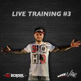 DJ IRON LIVE TRAINING MIX SESSION #3
