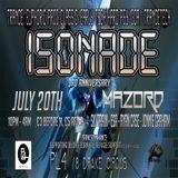 Isonade 3rd Anniversary Mazord Promo