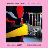 Applied Arts Show #13 w/ Gifted Culture 24.03.2018