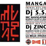 DJ Kid & MC Navigator Live @ Manga On Radio 1 One in the Jungle 3rd Oct 1997