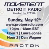 Laura Jones @ Movement Detroit Radio (12-05-2013)