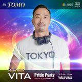 DJ TOMO Live at VITA Pride Party Powered by Masterbeat 5/5/2018