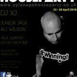 After Dark Hamm with special guest DJ XJ aka Martin Lake 18-4-18