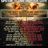 INDIEBOOM EXPLOSION TOUR 2014 PROMO MIX