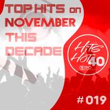 The Hits Hot 40 The No1 Countdown - Top Hits on November This Decade