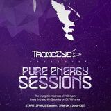 TrancEye - Pure Energy Sessions 079 - 09.04.2016