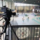 Marlou Casse Cou 2 - Championnat de Fr de skate Biarritz 22.04.2018