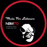 NBMTO - Music For Listeners