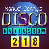 Manuel Cerny's DISCO Radioshow (218) - Hola FM Radio Fuerteventura